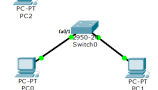 Port Security Configuration on Cisco switch using packet