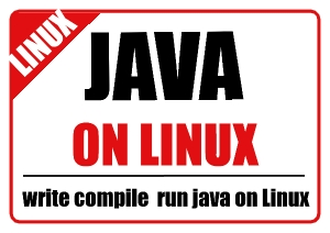 java on linux