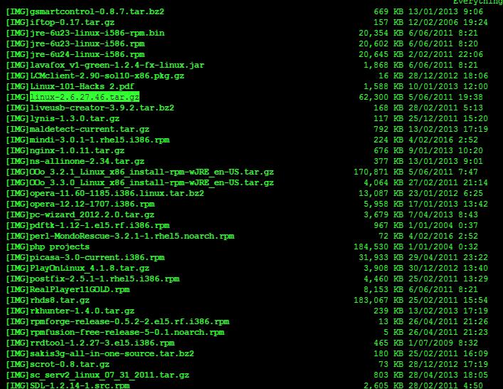 linux kernel download