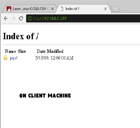 ftp windows client