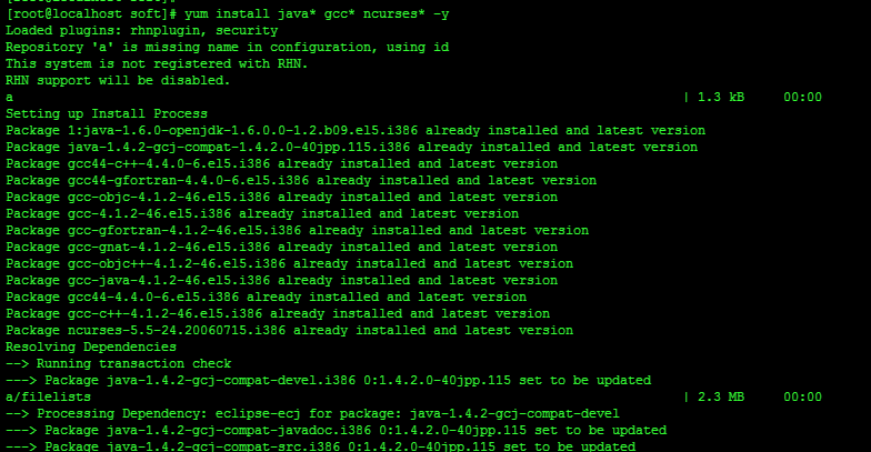 How to compile install and build your own custom kernel in Redhat ...