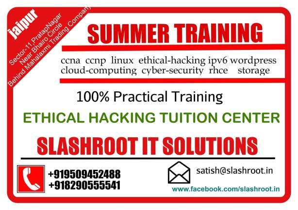 training in jaipur