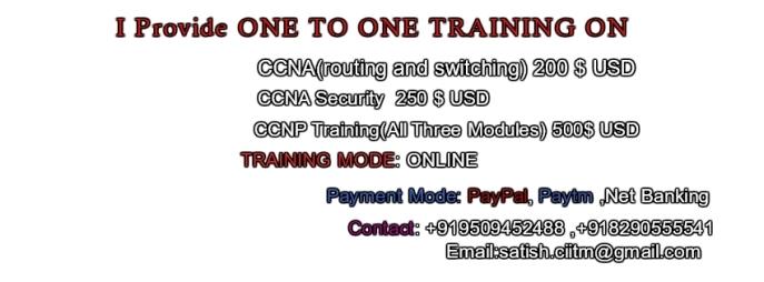 ccna ccnp online training
