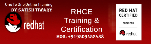 rhcsa and rhce training