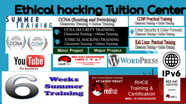 hacking training