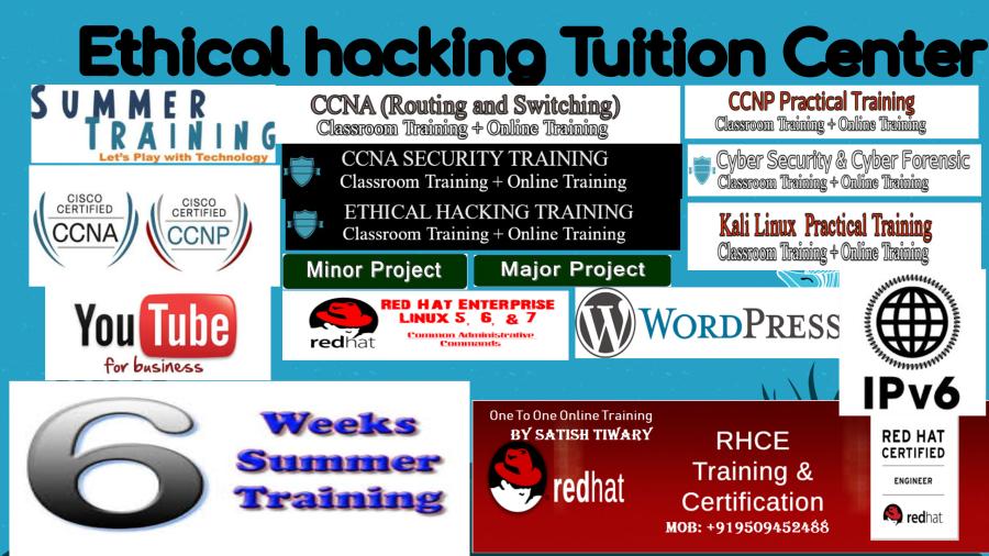 hacking training
