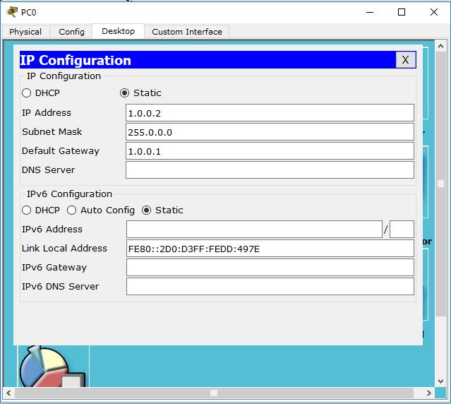 ip address on computer