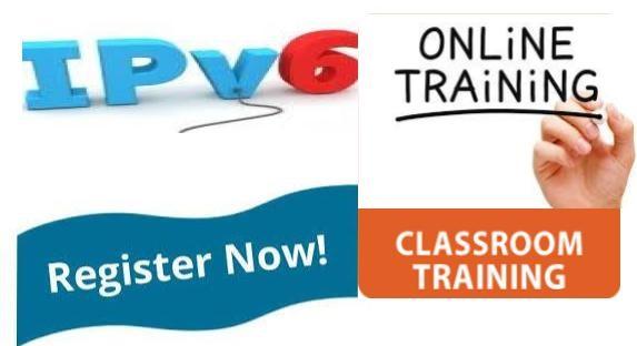 ipv6 online training