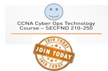 ccna cyber ops training
