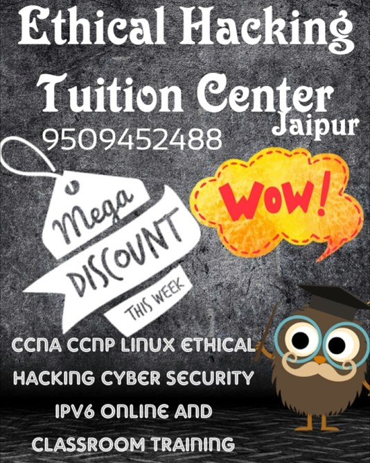 ethical hacking tuition center